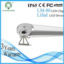 High Lumens Epistar 60watt IP65 150cm Iluminación LED Tri-Proof