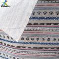 Impression tissu de table spunlace, serviette d'impression, drap de lit etc