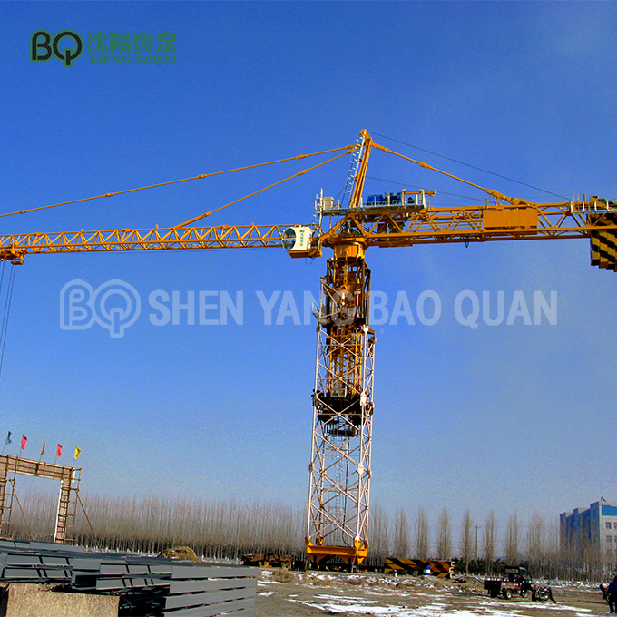 Tower Crane 50 Ton