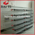 Cages d'oiseaux de caille d'animal de conception de la Chine