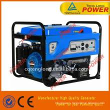 Горячие Продажа Китай Звукоизолированные СНГ 12 вольт портативный генератор набор