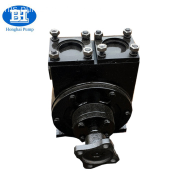 Self-priming Type Rotary Sliding Vane Oil Pump
