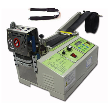Automatic cotton belt cutting machine
