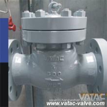 Cast Steel Wcb/Lcb/Wc6/Wc9 RF Flange Swing Check Valve
