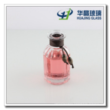 120ml Clear Diffuser Glass Bottle