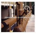 pipe wrapping tape anti corrosion Denso petrolatum tape for underground pipeline