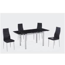 cadeira de jantar de design simples de alta qualidade
