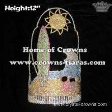 12in Skateboard Pageant Summer Crowns