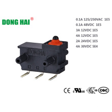 Sealed Switch For Automotive Electrical Parts