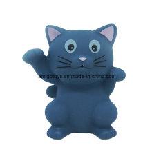 Brinquedos plásticos do animal de estimação do gato