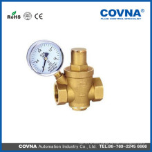 Válvula de reducción de presión de agua válvula de alivio válvula de reducción de presión de aire con alta calidad