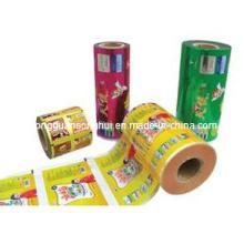 Película de empacotamento do pão plástico / película de empacotamento do bolo / filme do empacotamento de alimento