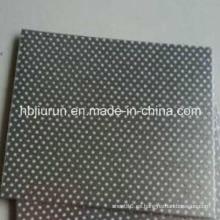 Acero de asbesto compuesto de alta calidad con placa de acero reforzada