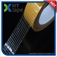 0.2mm Thickness Grid Double Sided Tape Strong Adhesive