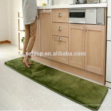 100% Polyester Mikrofaser Küche Set lustige Teppich