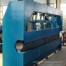 hydraulic flat sheet bending machine price china supplier