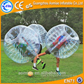 1.5m-1.7m taille pour les adultes ballon de football gonflable pour football en plein air