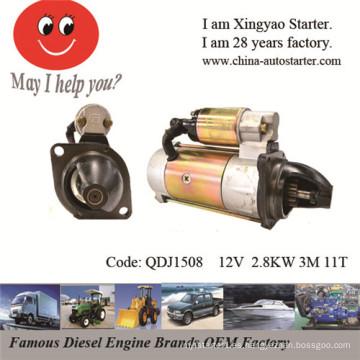 12V Nueva Cummins Marine Diesel Motor Starter Sale