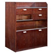 Wooden Tea Cabinet Hotel Furniture