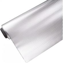 Silver DIAMOND Mylar Reflective Sheeting Film Roll