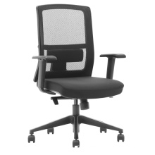 Office Commercial Lift Swivel hochwertige Mesh und Stoff Computer Stuhl