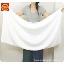 cabana vendendo branco 80 poliéster 20 toalha de banho de poliamida, toalha de hotel, toalha de rosto
