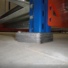 Selective Heavy Duty Shuttle Pallet Racking For Warehouse Application
