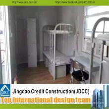 Dormitório Móvel para Trabalhadores em Recipientes Pré-fabricados
