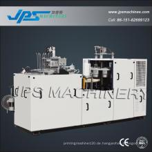 Jps-S35 Doppelte PE-beschichtete Papierschüssel-Umformmaschine
