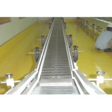 Metal Chain Plate Conveyor