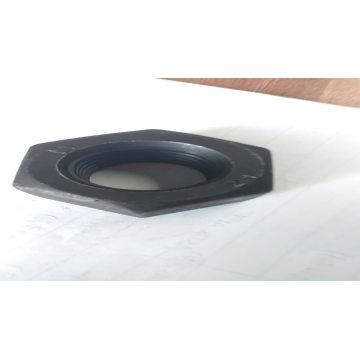 Шестигранная гайка ISO 4032 из оцинкованной нержавеющей стали