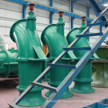 Z (H) Lb Vertical Axial Mixed Flow Pump