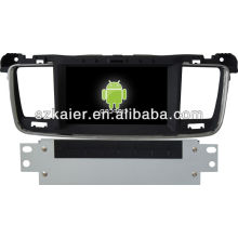 Auto DVD-Player für Android-System Peugeot 508