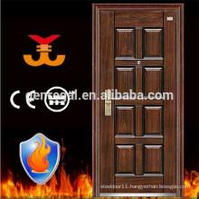 BS Standard 90mins apartment exterior steel door