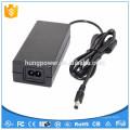 UL Listed Adater Entrada Dc12v Salida Ac Adaptador 100-240v 50-40hz 12v 5a Switch Fuente de alimentación con el caso