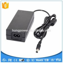 12V 5A CEC ERP DOE Niveau VI Efficacité énergétique Adaptateur DC AC 60W 12V 5A 5.5 * connecteur DC de 2.1mm