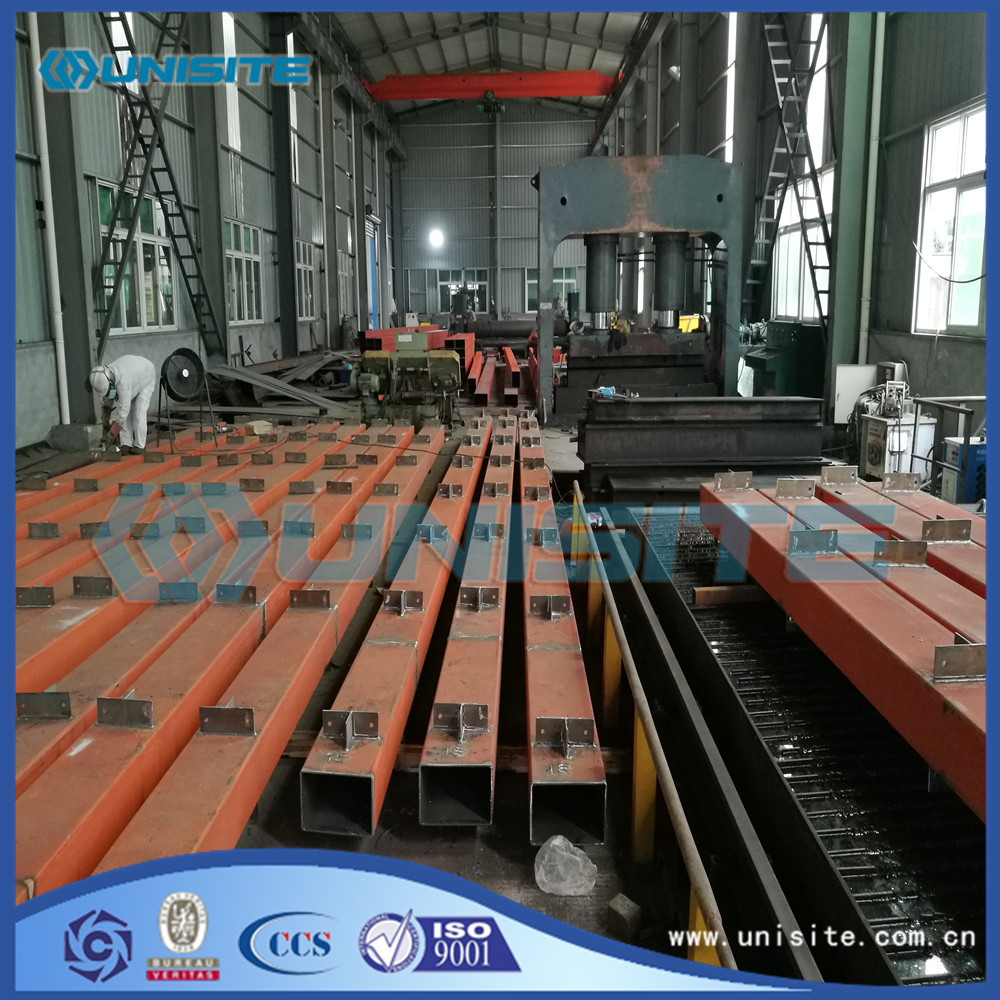 High Strength Steel Frame