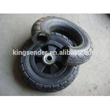 200X50 semi-pneumatic rubber wheel