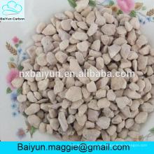 Ningxia Baiyun fábrica fornecedora profissional zeólita natural para agricultura