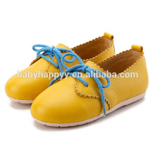 Beautiful Kids PU Leather Shoes Cute Color Changing Children Casual Shoe