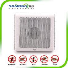 Sistema de control de plagas Mini tecnología de ultrasonidos