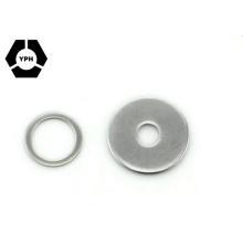 DIN 125A M1.6 Плоская форма шайб Толстая нержавеющая сталь 316 Шайбы