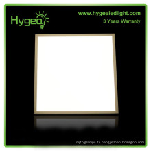 1-10V Dimmable High CRI Ultra mince 3 ans de garantie 600 * 600 LED Panel Light