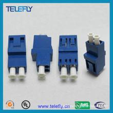 LC Duplex Fiber Optique Adapter