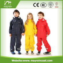 Classic Thicken Style Waterproof Polyester Rainsuits