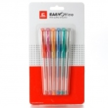 6PCS Color Cheap Gel Pens