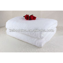 Custom logo available 100 percent cotton towel from Guangzhou towel manufacturer