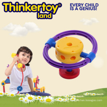 Creative Plastic DIY Building Block Education Toys
