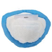 Polvo blanco de alta pureza Alf3 fluoruro de aluminio