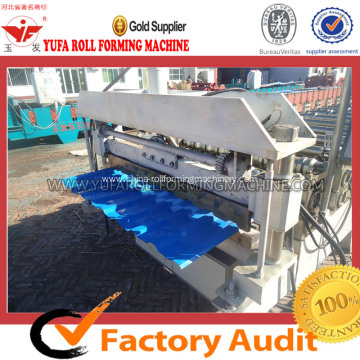 High Quality Professional roof tile roll forming machine